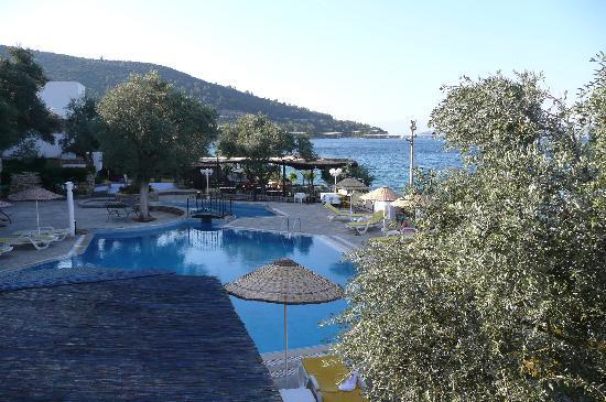 Omar Hotel: Hotel pool