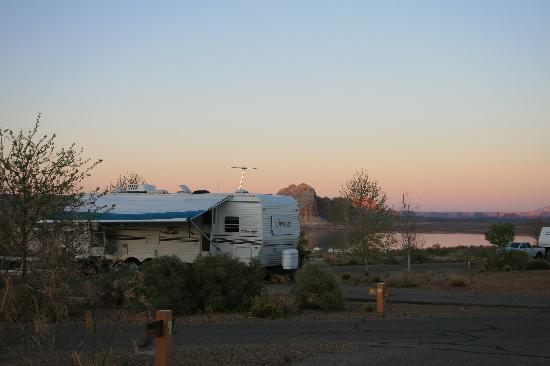 Wahweap Campground: Wahweap RV Park