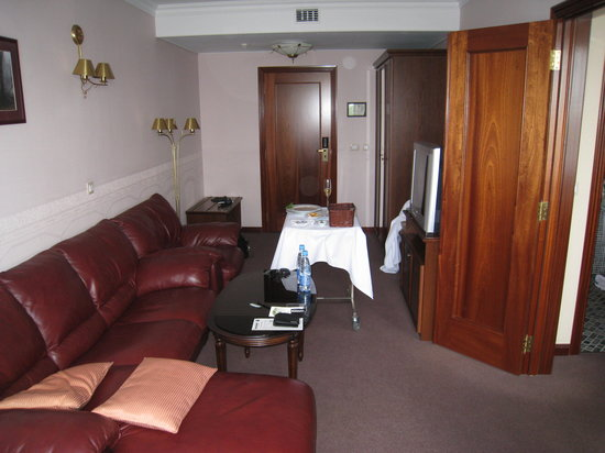 Chichikov Hotel: My room