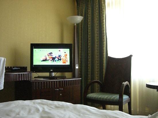 Beach Hotel Noordwijk: LCD-TV