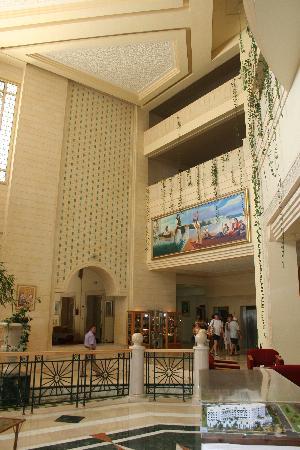 El Mouradi Hammamet: Lobby