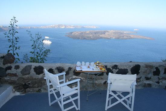 Chromata Hotel: Breakfast