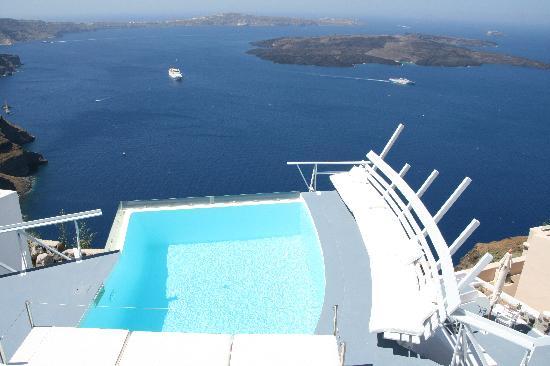 Chromata Hotel: Swimming Pool