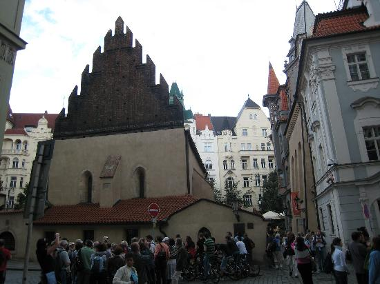 Jewish Museum in Prague: The Old-New Synagogue