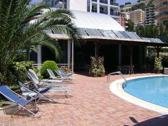 Butrinti Hotel: Pool