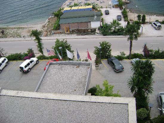 Butrinti Hotel: Hotel - front