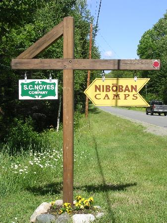 Niboban Sporting Camps: Welcome to Niboban Camps