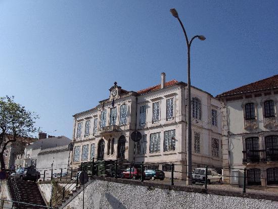 Leiria, Portugal: Old Lyceum