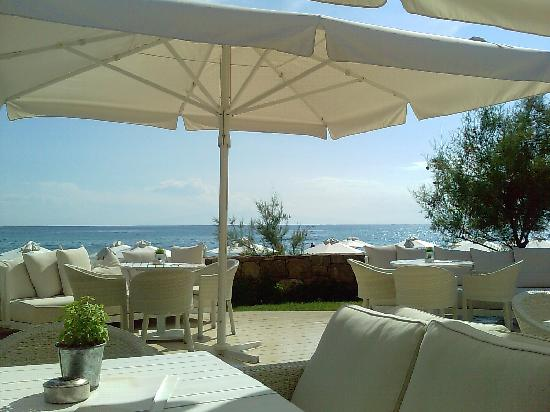 Sani Beach: Ammos Beach Bar