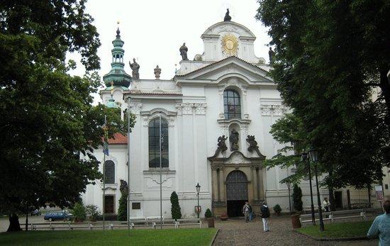 斯特拉霍夫修道院