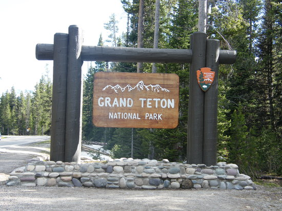 Parque Nacional Grand Teton, WY: Grand Teton National Park