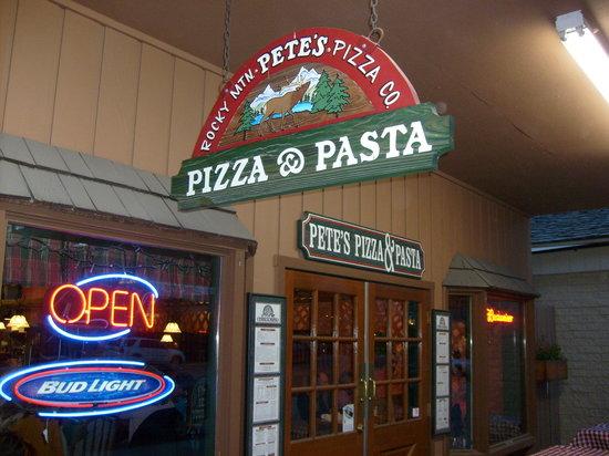 Pete's Rocky Mountain Pizza Company
