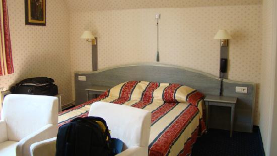 Anselmus Hotel: Nuestra habitación
