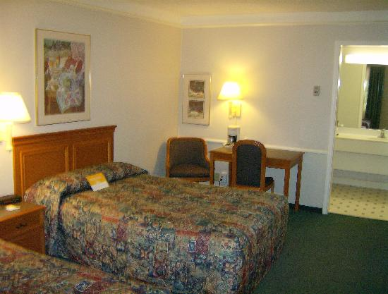 La Quinta Inn Dallas Uptown: Standard Double Double Room