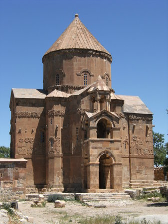 Van, Turkey: AKDAMAR church