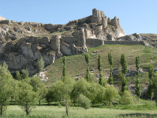 Ван, Турция: Van Castle