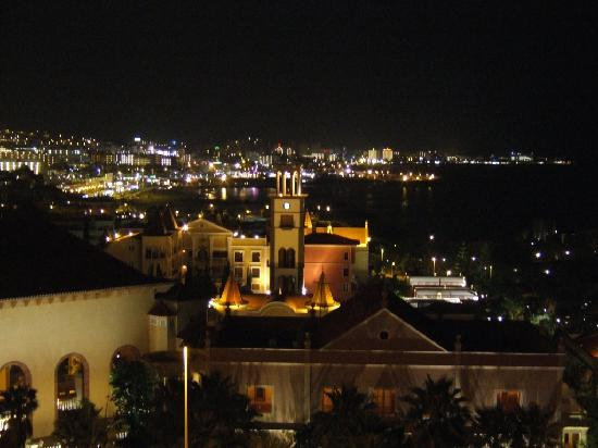 Vincci Seleccion La Plantacion del Sur: night view from villa 739