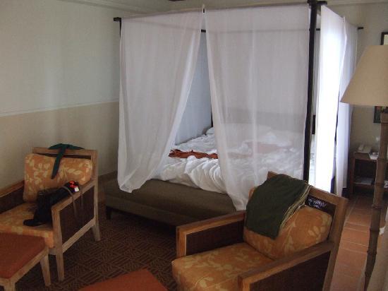 Vincci Selección La Plantación del Sur: bed in villa