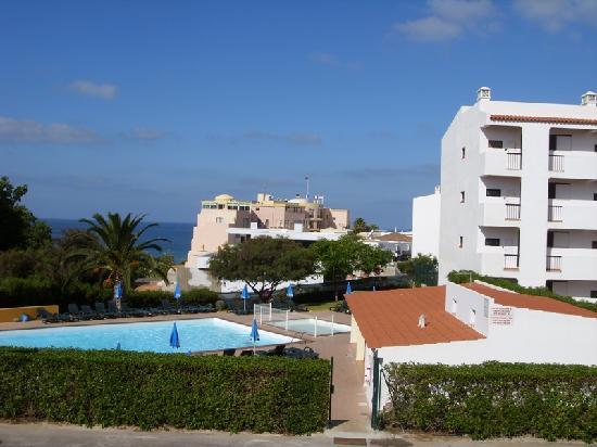 Elma Apartments: view fom balcony