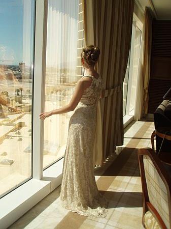 Mountain View From Salon Suite Picture Of Wynn Las Vegas Las Vegas Tripadvisor