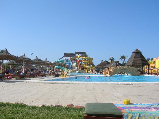 Caribbean World Monastir : piscina acqua salata