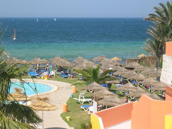 Caribbean World Monastir : piscina vicino spiaggia 2