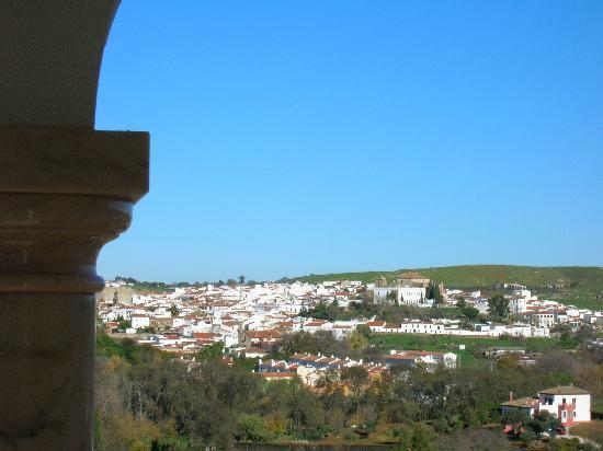 Cazalla de la Sierra, Spain: vistas desde el hotel