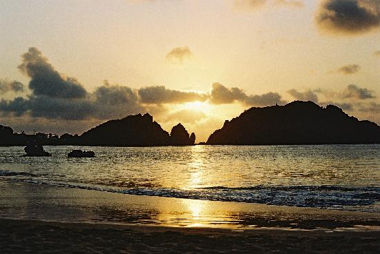 Fernando de Noronha, PE: fernando sunset