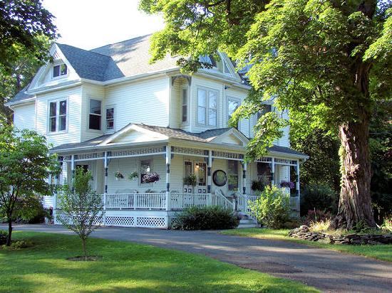Stonegate Bed and Breakfast: Very pleasant