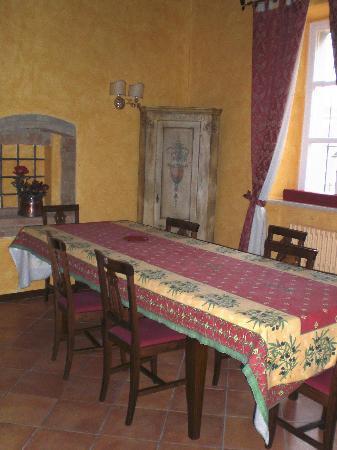 Villa Paolotti: Vila Paolotti Dining Room