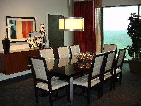The Fox Tower at Foxwoods: Dining Room