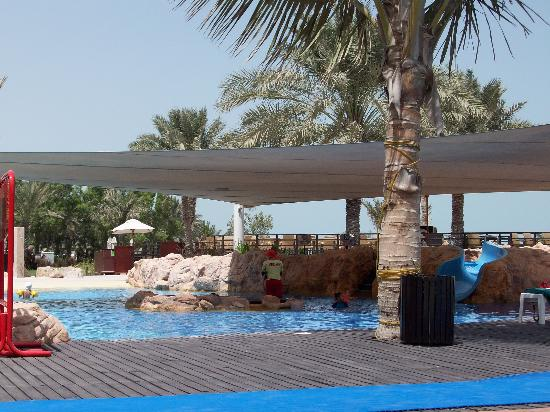 The Westin Dubai Mina Seyahi Beach Resort & Marina: kids pool area