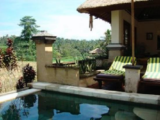 Villa Semana: Pool Villa view