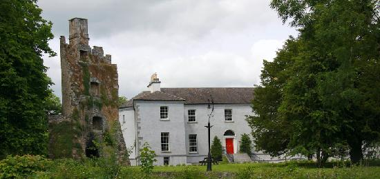 View of Castlecoote House
