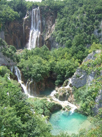 Plitvice Lakes National Park, Kroatia: Waterfalls