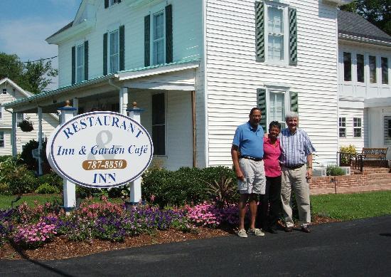 The Inn & Garden Cafe: Team Supreme at The Inn
