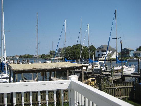 Inn at Rivers Edge Marina: nice view
