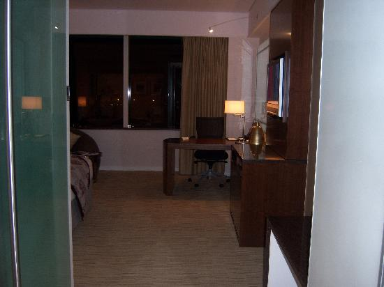 Crowne Plaza Dubai Festival City: The room