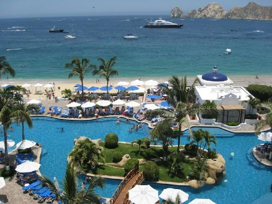 Pueblo Bonito Los Cabos Beach Resort: view from room 518
