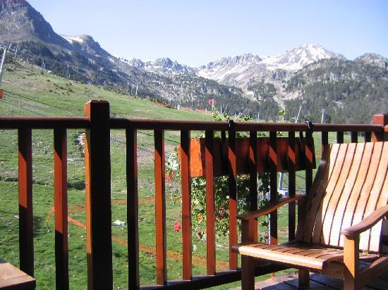 Grau Roig Andorra Boutique Hotel & Spa: Vista desde la habitación