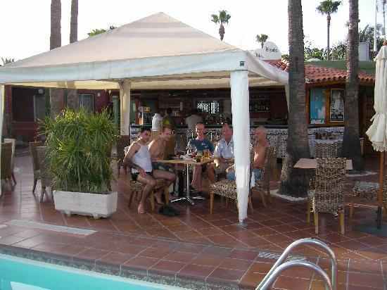 Tucanes Gay: Pool 2