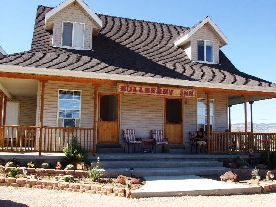 Bullberry Inn B&B: VUE EXTERIEURE