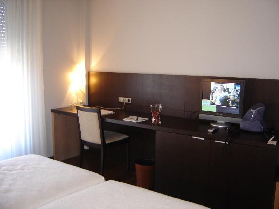 Hotel Rios : Habitacion