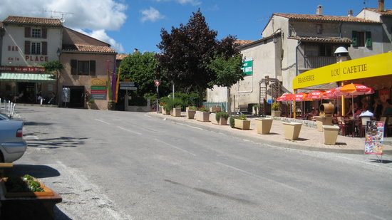 Hotel Le Panoramic: Stadtzentrum la Palud