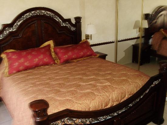 Casa Mariquita Hotel: Penthouse bedroom