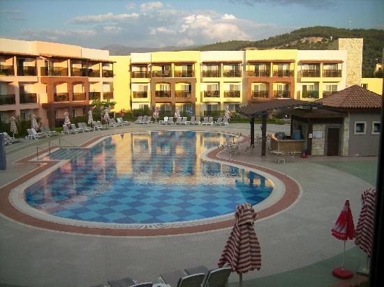 Aqua Fantasy Aquapark Hotel & SPA: Adult pool