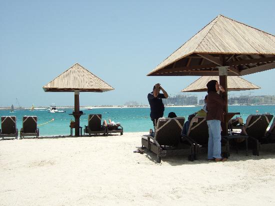 The Westin Dubai Mina Seyahi Beach Resort & Marina: Beach Area