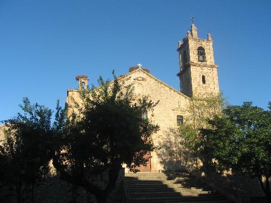 Valencia de Alcantara, Spain: eglise de Valencia