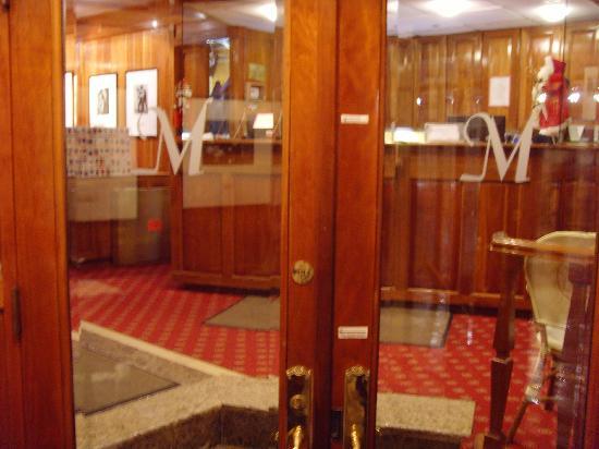 Mayfair Hotel: Welcome...