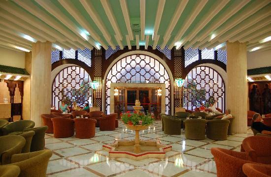 Hotel Kanta : Kantas reception area